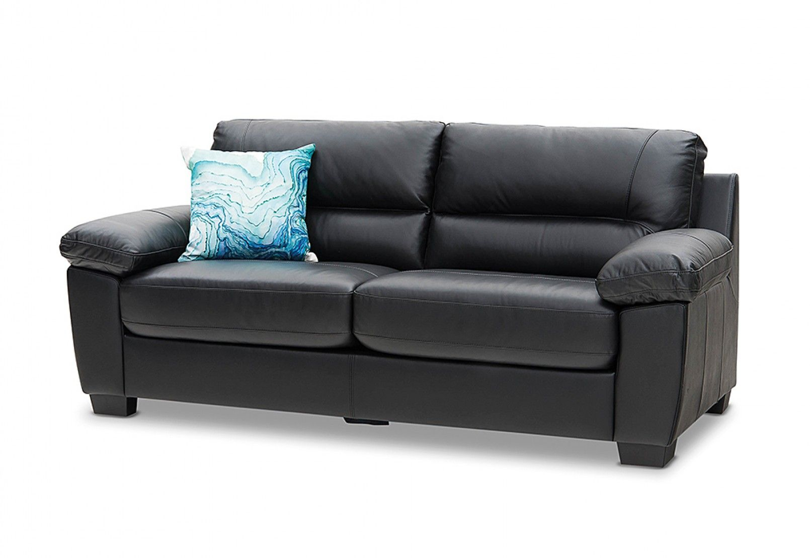 Colin Leather Sofa Bed Amart Furniture Leather Sofa Bed