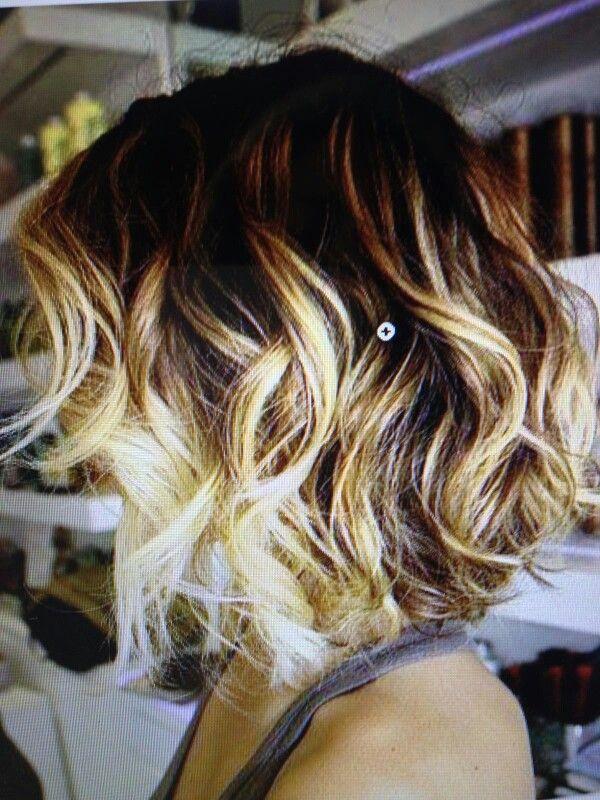 Love The Short Loose Curls Hair Curls Hair Short Hair Styles