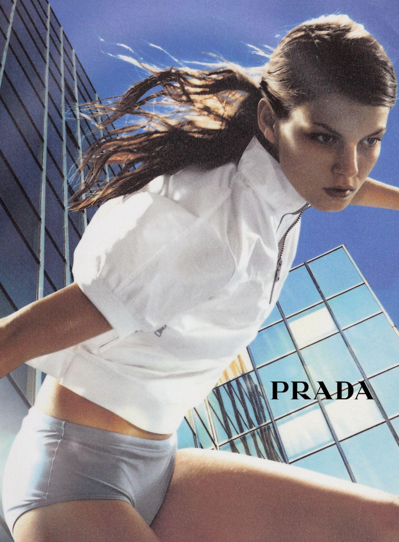 Angela Lindvall/Prada Sports Spring Summer 1999