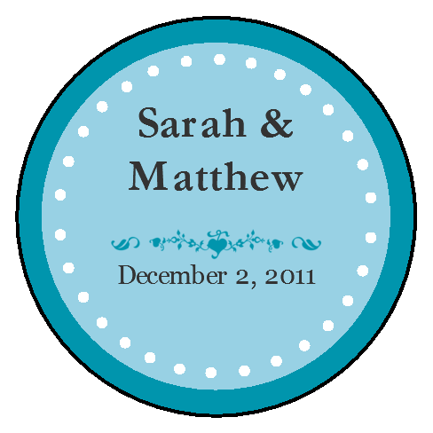 1 5 inch round wedding label template miscellaneous pinterest