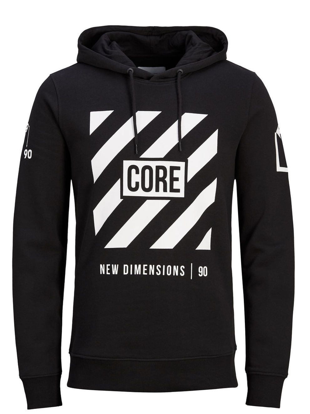 Regular Fit Style With Hoodie Soft Brushed Cotton On The Inside Strong Graphic Front Print The Model Is Weari Mens Sweatshirts Hoodie Sweatshirts Hoodies [ 1320 x 990 Pixel ]