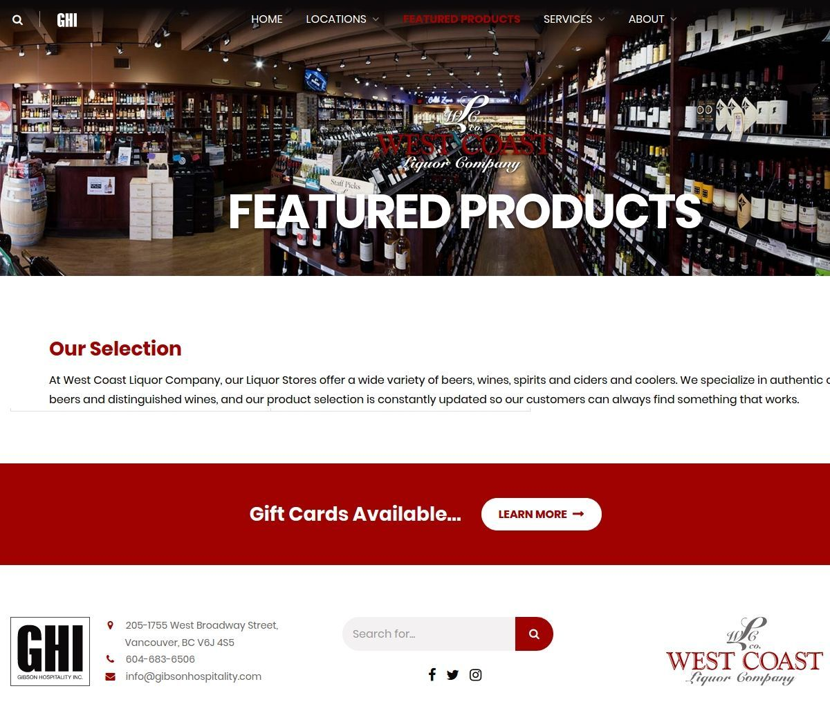 Liquor Store Near Current Location 🥃 Find Nearby Liquor