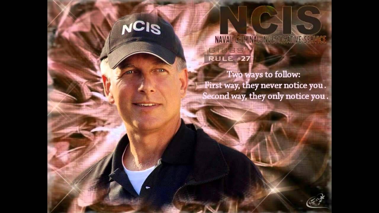 NCIS: Gibbs' Rules
