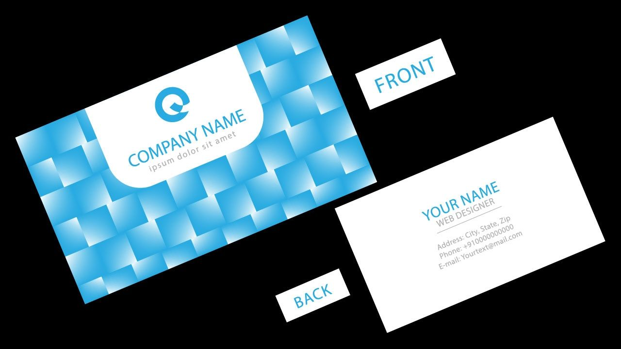 Pin by ktm art on business card design pinterest graphic design illustrator tutorial business card design template reheart Gallery