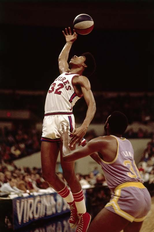 Why Dr. J will always be my favorite player. Virginia Squires, baby!