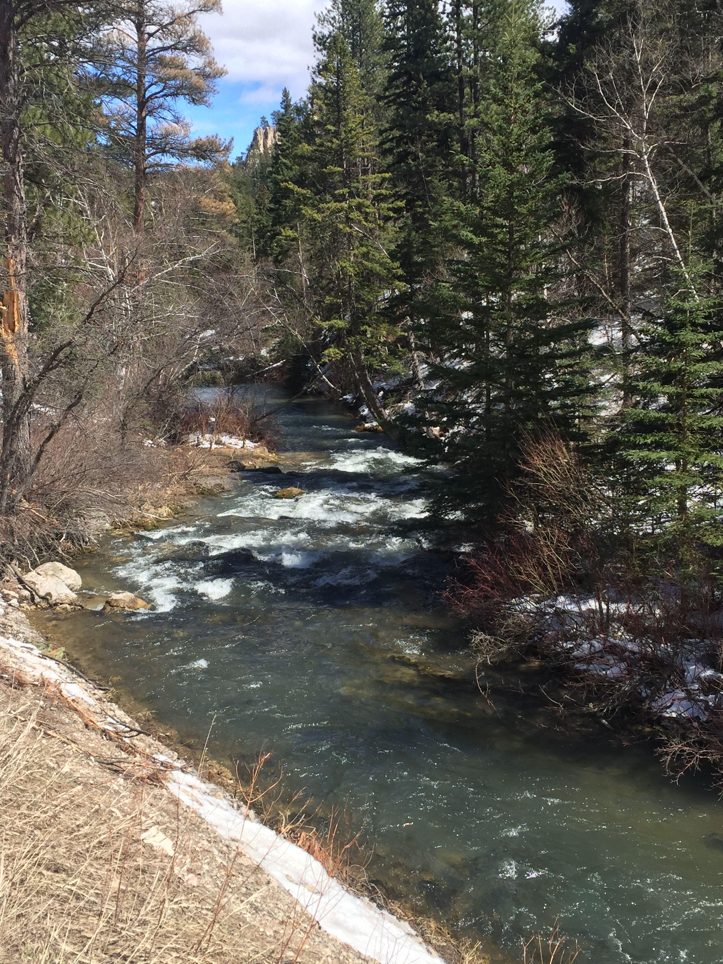 Spearfish Creek South Dakota