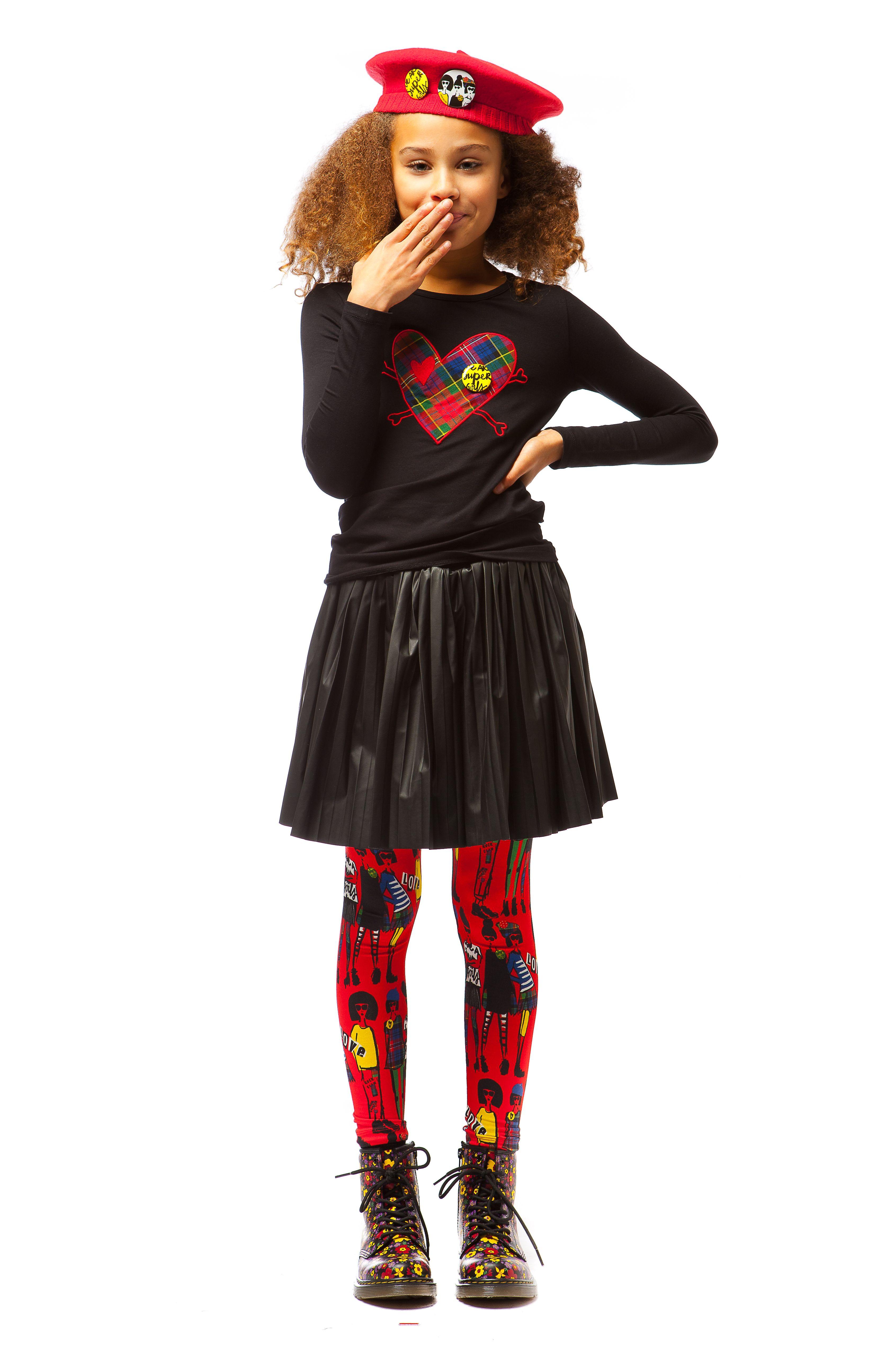 Ensemble Junior Gaultier - http://blog.boutique-lollipop.com