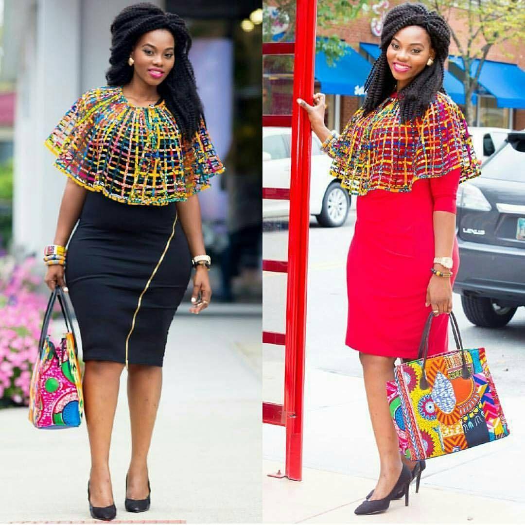 Great ways to rock African fashion this month : @shiraba.fashion ...