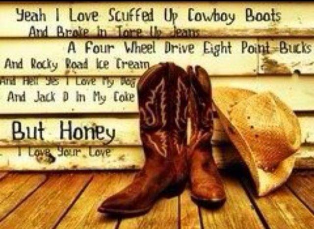 Love cowboy quotes