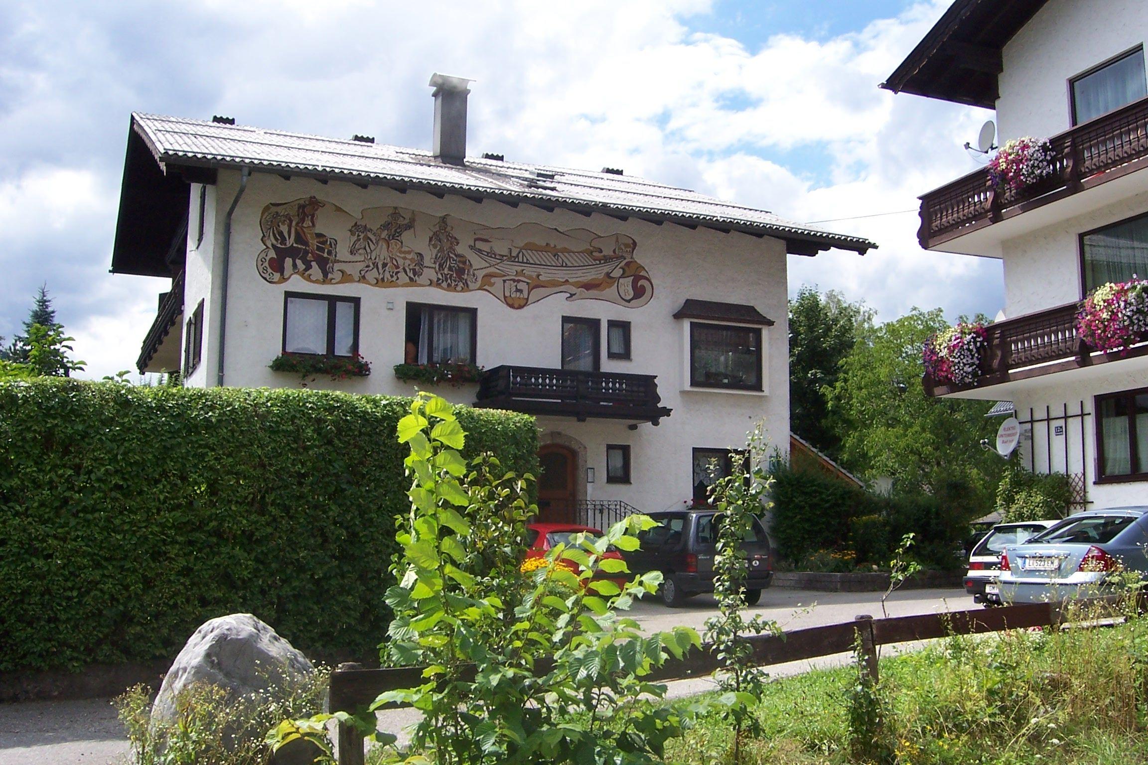 The way to Hallstatt