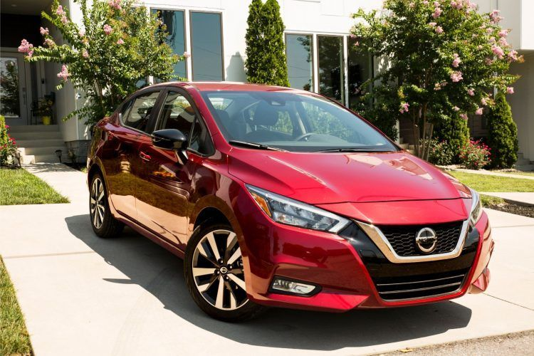 2020 Nissan Versa Arrives A Lot Of Car For Under 20k Nissan Versa Nissan Fuel Economy