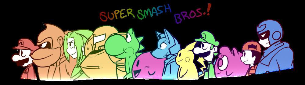 15th super smash bros. by FuPoo.deviantart.com on @deviantART