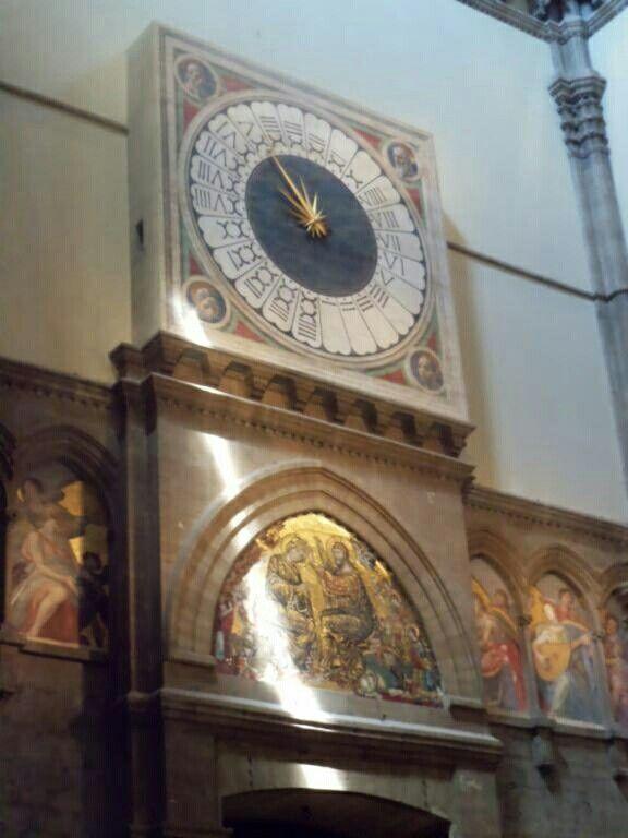 Interior de la Catedral de #Florencia en #Italia