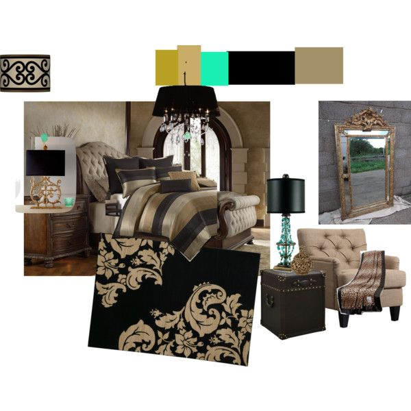 """""""Master Bedroom Suite"""" by confidentdiva on Polyvore"""