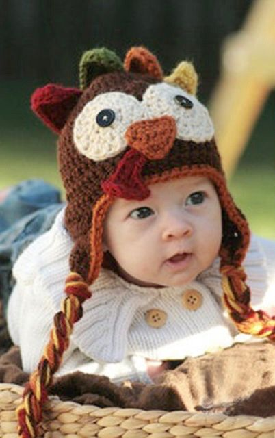 Crochet Baby Turkey Hat For Thanksgiving Crochet Hats Crochet Baby Hats Thanksgiving Crochet