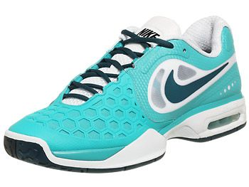 pick up fb449 2f1be Nike Air Courtballistec 4.3 Turquoise Men s Shoe