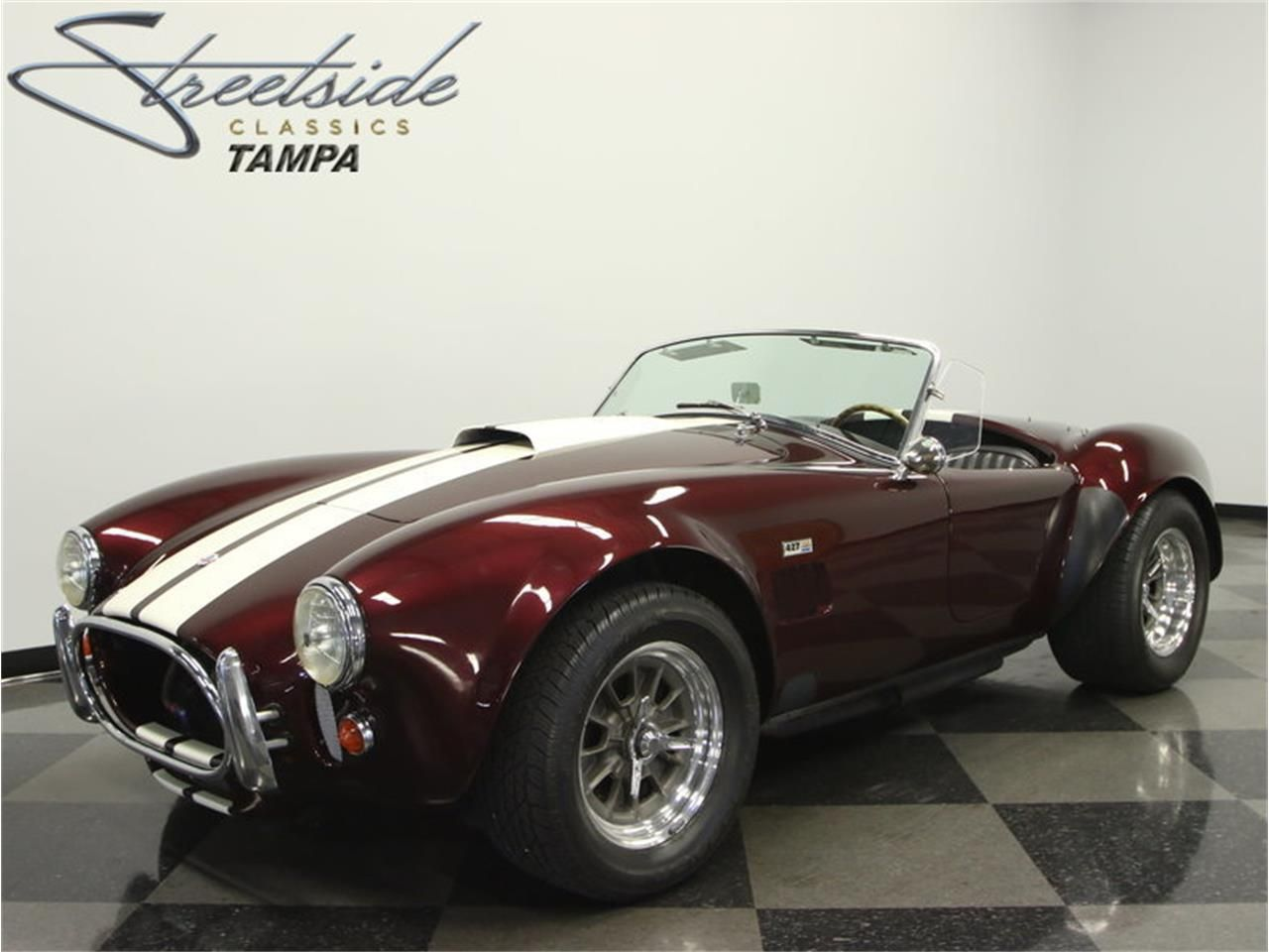 Jumbo Photo Of 65 Cobra 427 Era Kz8p 1965 Shelby Cobra