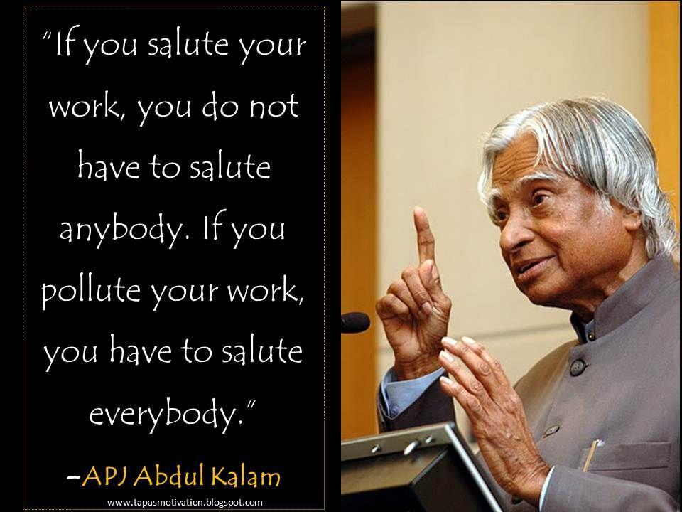 Kalam Sir Quotes Dr.A.P.J.Abdul Kalam Sir Pinterest
