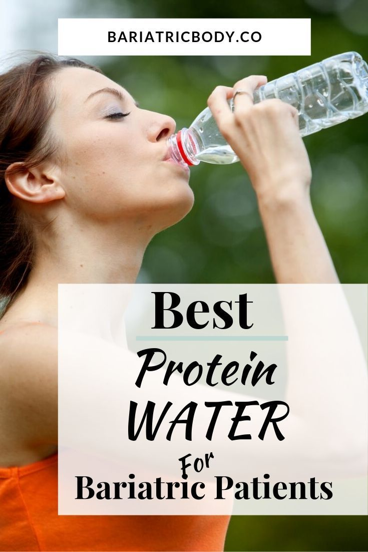 Best Protein Water for Bariatric Patients e45e13982d2e727173d40b686782a45b