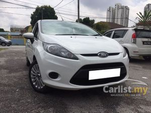 2012 Ford Fiesta 1 6 Lx Sedan Ford Cars For Sale