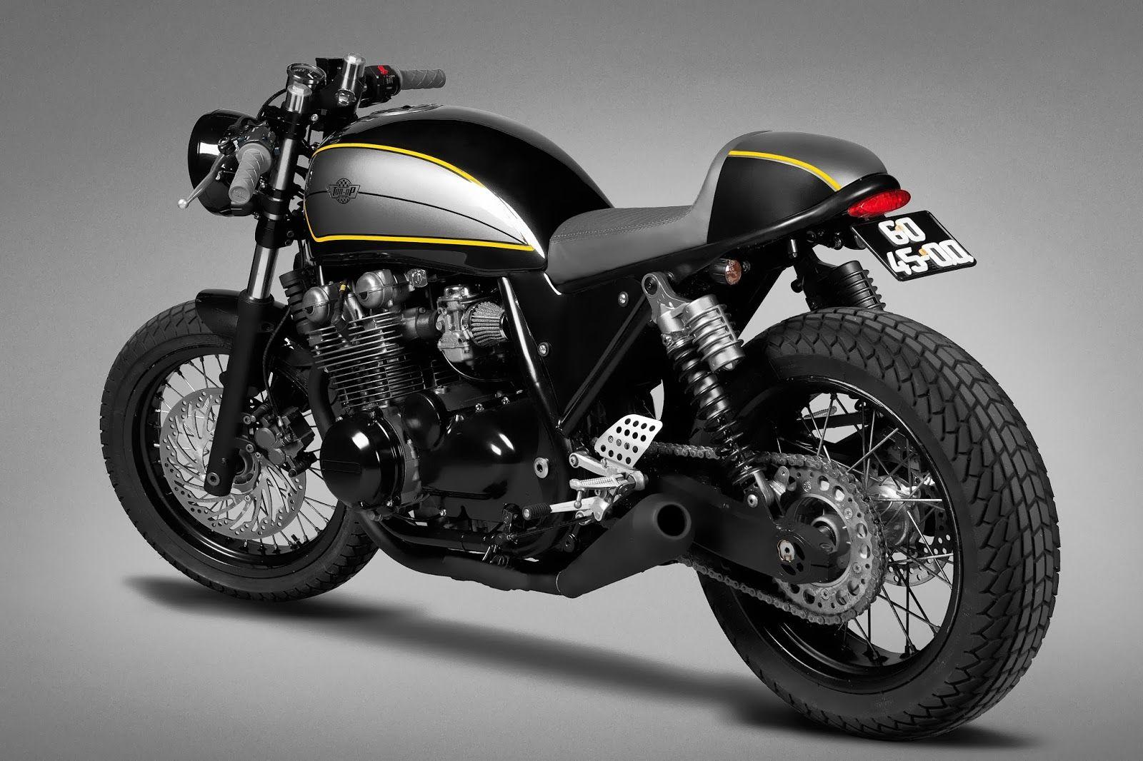 kawasaki zephyr heritage - moto neo-retro 738cc | cafe racer bikes