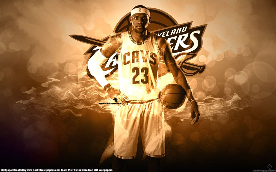 Fresh New 2880x1800 Widescreen Wallpaper Of LeBron James In 2014 2015 Cleveland Cavaliers Jersey Full Size Can Be Downloaded At