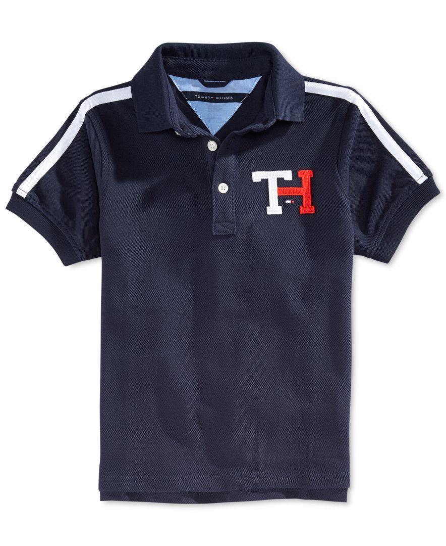 Tommy Hilfiger Boys' Jason Polo Shirt | 1469 | Tommy