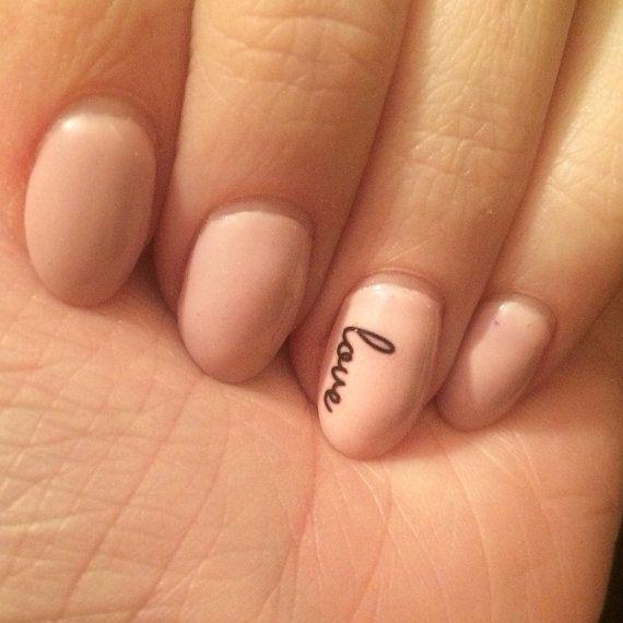 Love Nail Art: Nail Decals, Nail Art Designs
