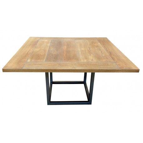 Table De Salle à Manger Design à Rallonges Duetto Megeve Table