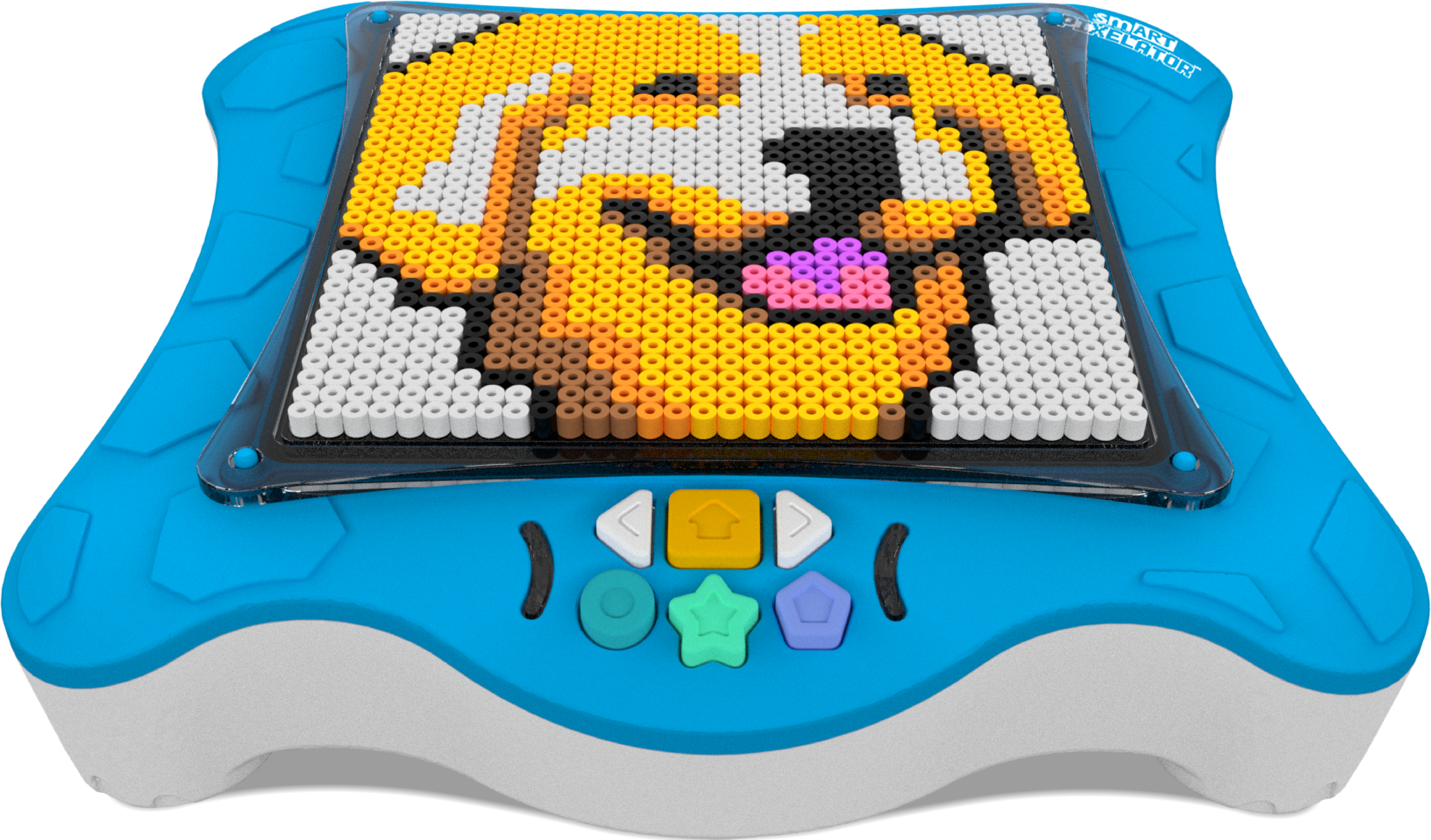 Smart Pixelator Create Your Own 3d Pixelated Art Projects Gift For Kids Ages 7 Walmart Com Arts And Crafts Kits Gifts For Kids Arts And Crafts For Kids