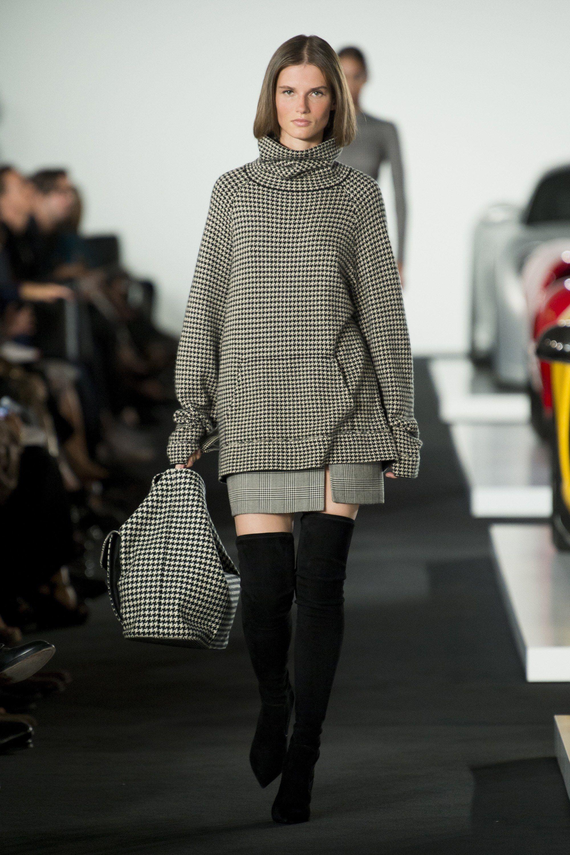 Blickfang Wintermode 2017 Galerie Von Ralph Lauren Fall Ready-to-wear Fashion Show -