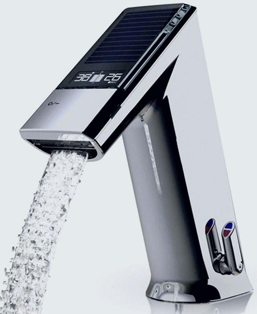 New Gadgets That Make Household Chores Easier Modern Kitchen Faucet Smart Faucet Beautiful Kitchen Faucets [ 1024 x 840 Pixel ]