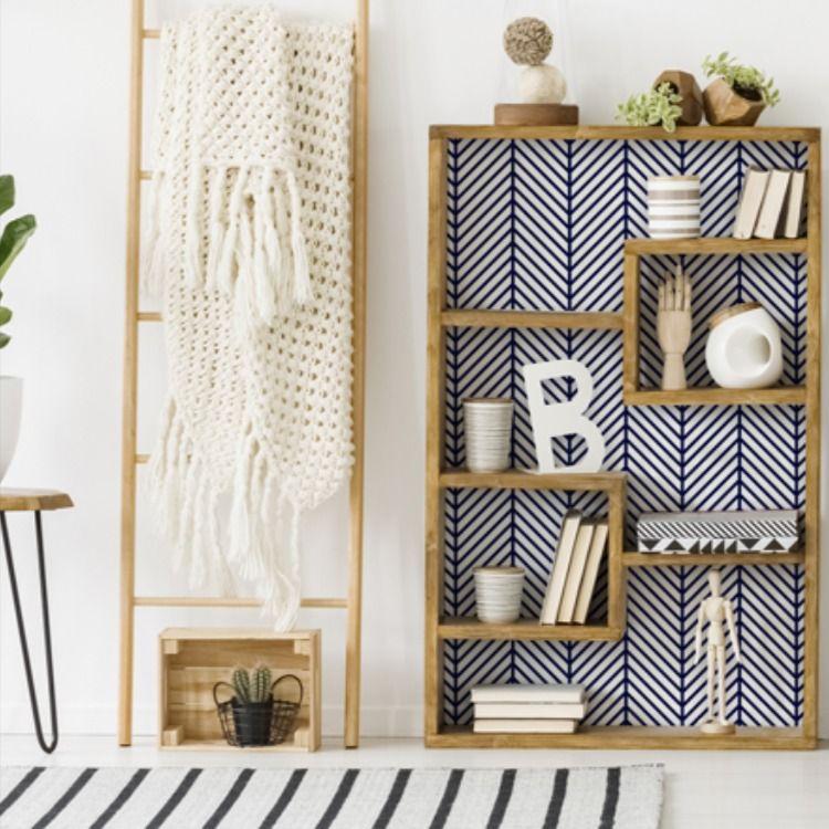 25 Creative Ways To Use Peel Stick Wallpaper Peel And Stick Wallpaper Home Decor Decor