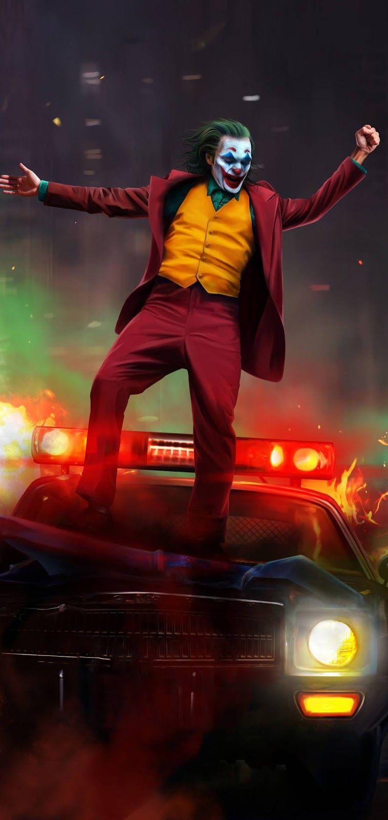 Los mejores fondos de pantallas de The Joker para tu celular   Guason