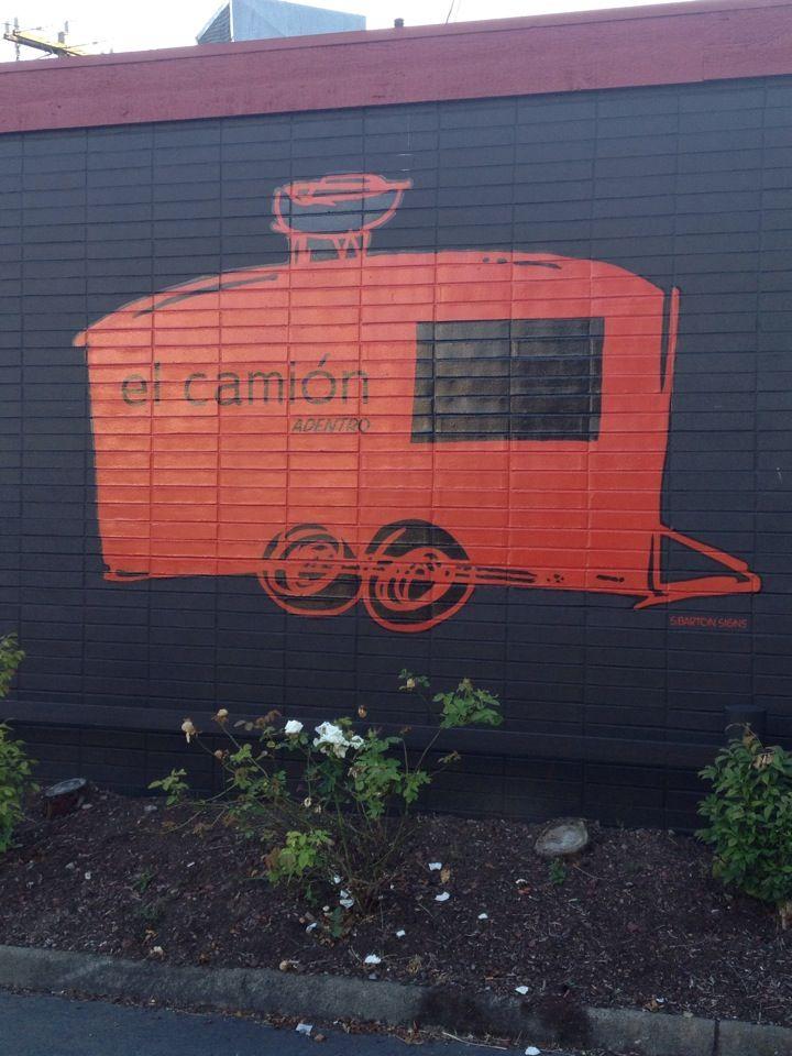 El Camión Adentro in Seattle, WA
