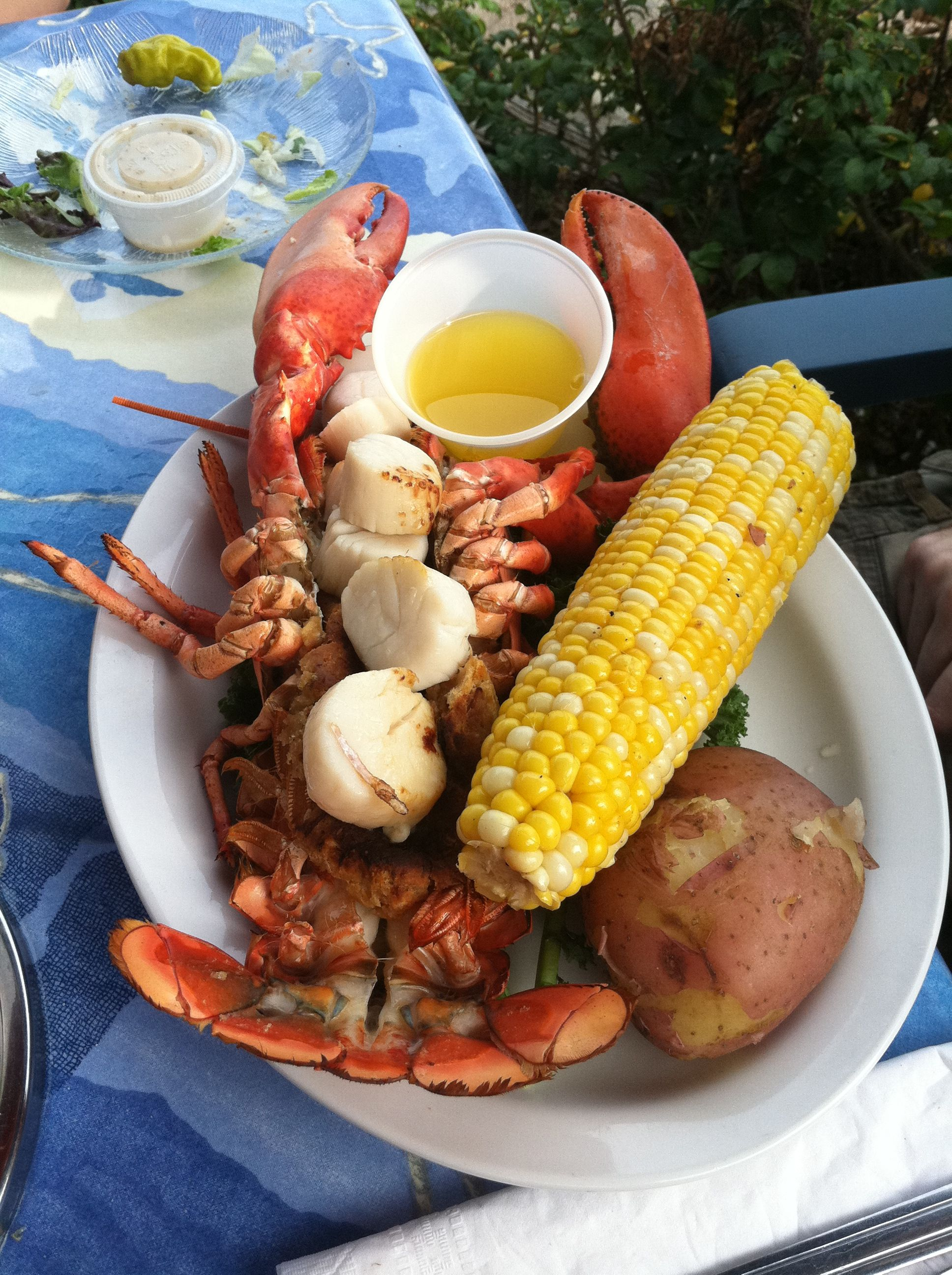 Amazing cape cod dinner from spanky 39 s clam shack food for Cape cod fish market