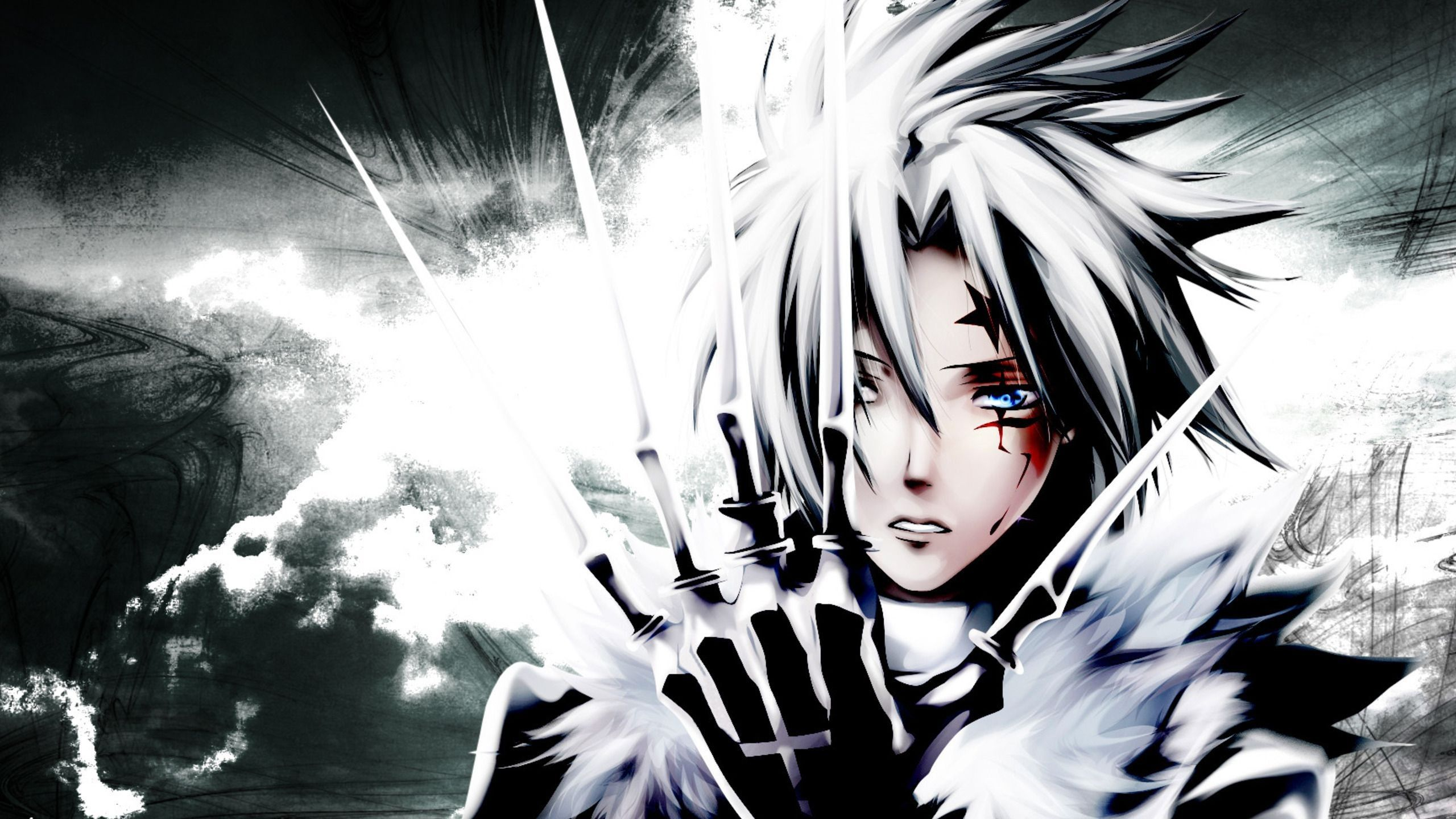Alien Walker Cool anime wallpapers, D gray man, Anime