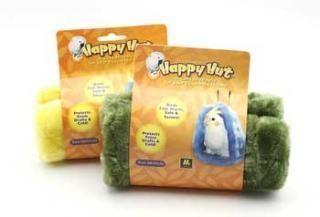 Multipet Happy Hut Bird Medium Assorted