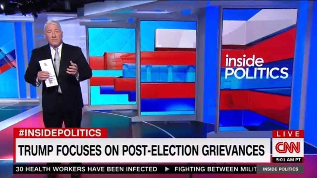 CNN Inside Politics 11/18/2018 | CNN BREAKING NEWS Today Nov