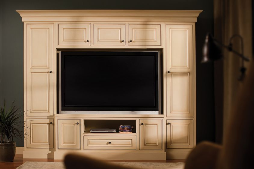 Attrayant Entertainment Center | Media Center Storage | Dura Supreme Cabinetry. Tv Cabinets  With DoorsCabinet ...
