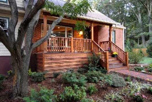 Schroeder Design Build Inc Sunrooms And Porches In Virginia Www Schroederdesignbuild Com Building Design Porch Remodel House Styles