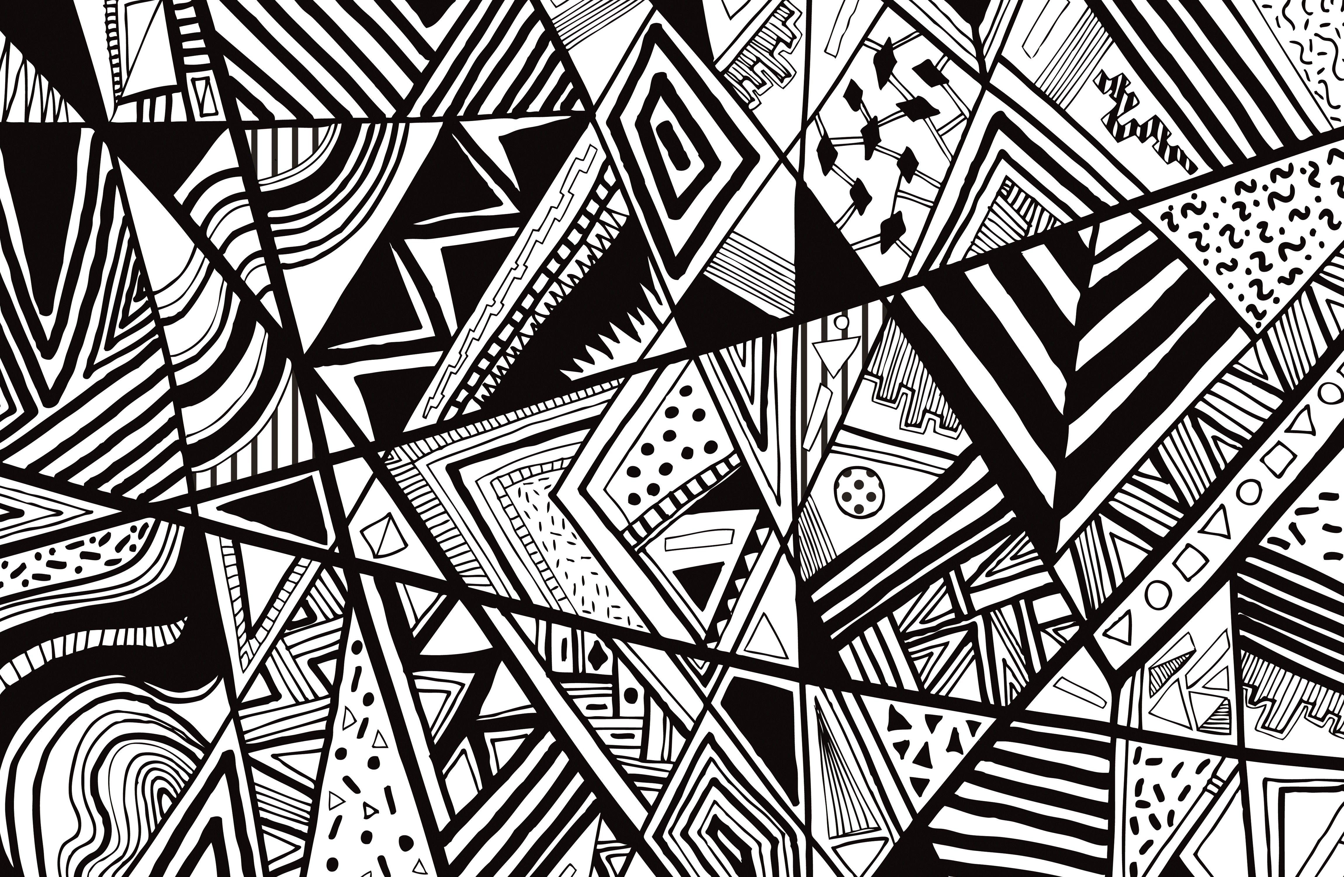 Wallpaper Noir Et Blanc Dessin Gallery Avec Fond Ecran