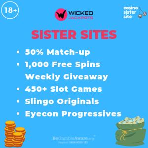 Pin On Casino Sister Sites Similar Casinos