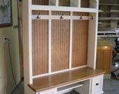 Photo of Kleiderschränke mit SpiegelDrehtürenschrank Frakes mit 4 Türen und 3 Schublad…