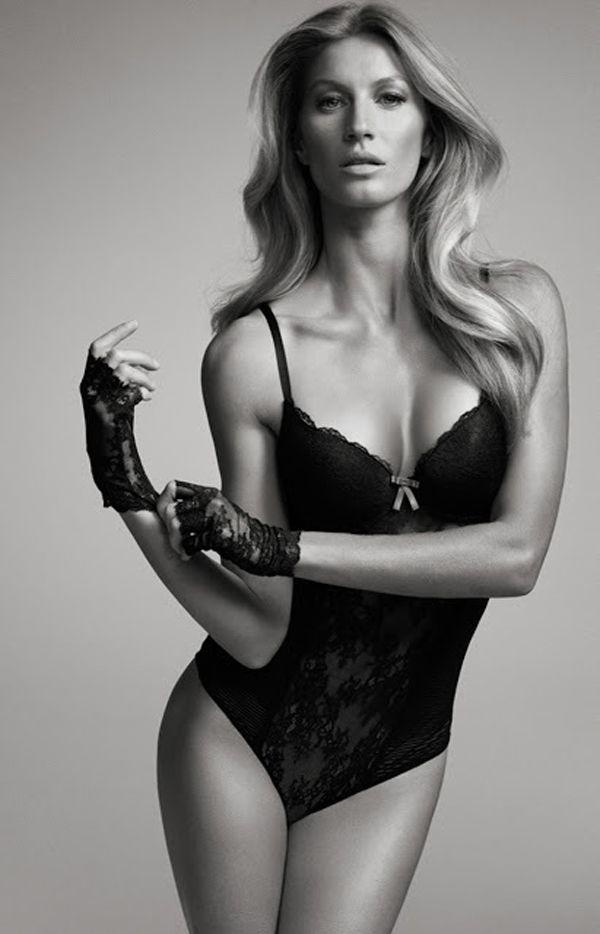22f445f27 Gisele Bundchen Models Her Own Brazilian Intimates Lingerie - 3 Sensual  Fashion Editorials