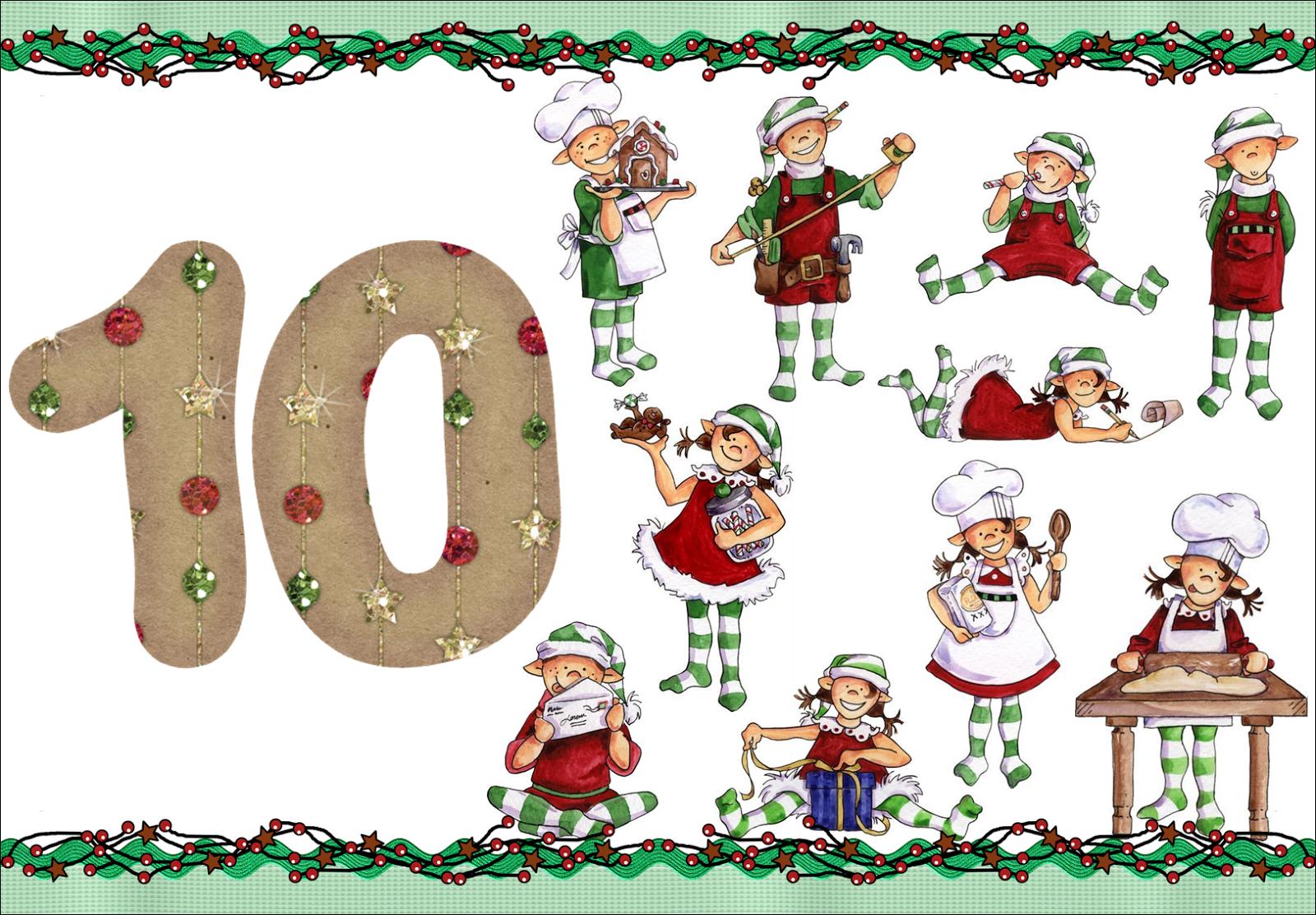Qu hacemos hoy en el cole n meros navidad carteles y - Murales decorativos de navidad ...
