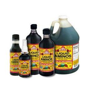Amazon Com Bragg Liquid Aminos 6 Ounce Soy Sauces Grocery Gourmet Food Liquid Aminos Braggs Amino Acids Aminos