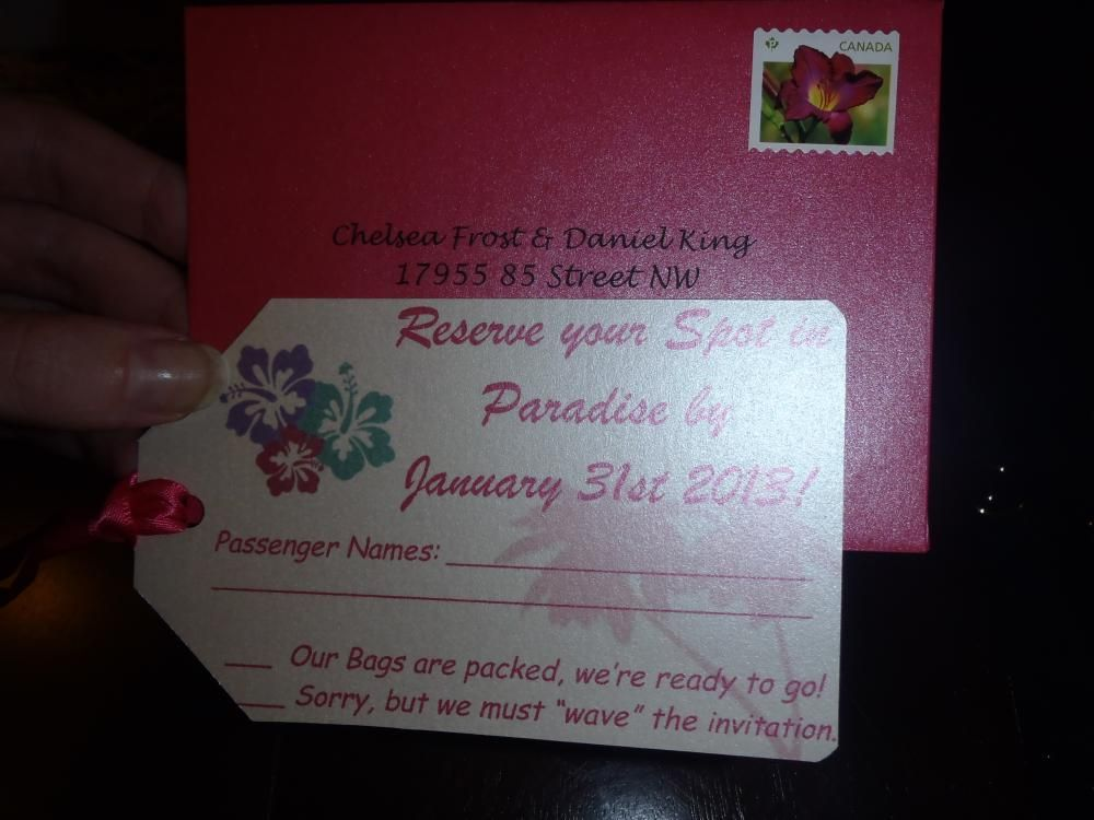 My DIY Canadian Passport Invitations **Pics Included** Best - best of invitation template boarding pass