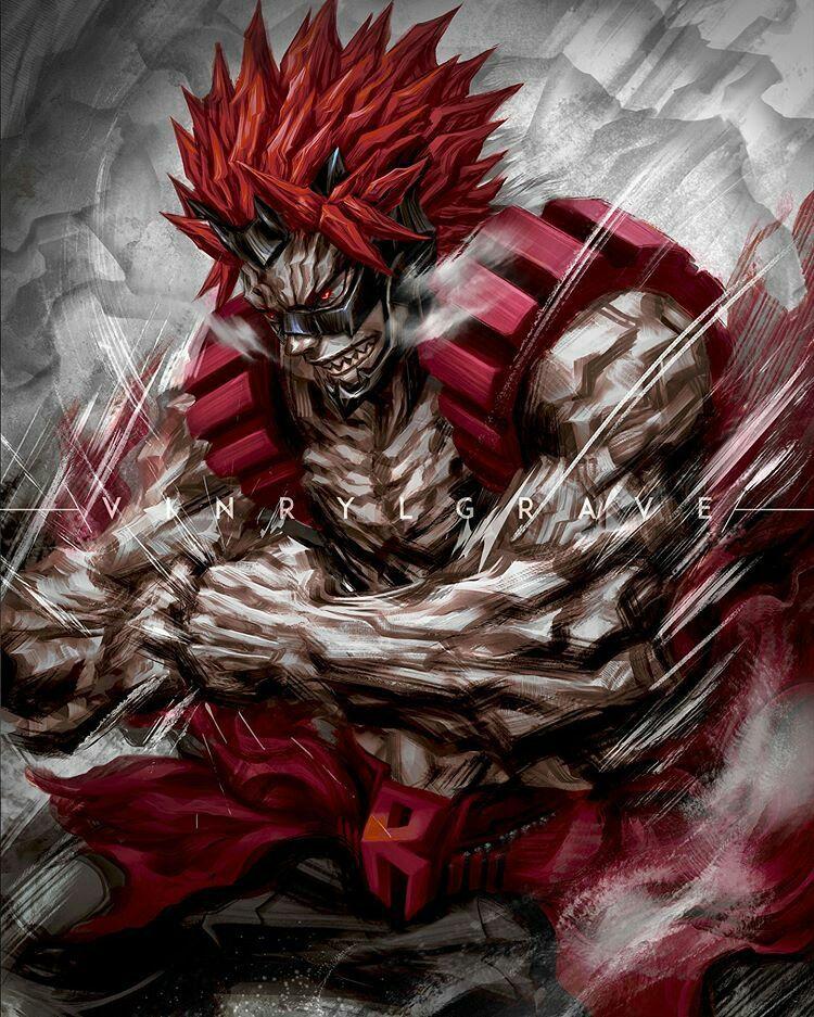 Kirishima | My hero academia episodes, Boku no hero ...