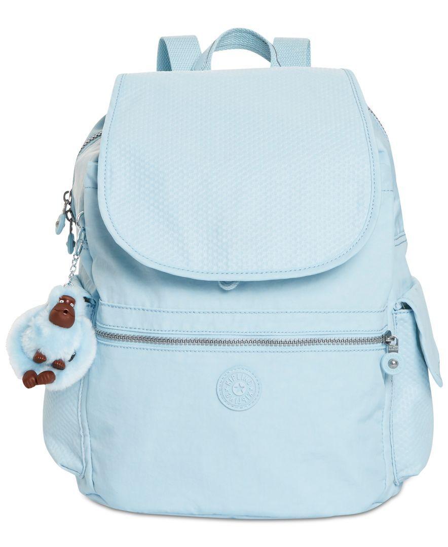 ee8722ae3 Kipling Ravier Backpack Materiais Escolares Fofos, Mochila Feminina, Malas  De Viagem, Estojos Kipling